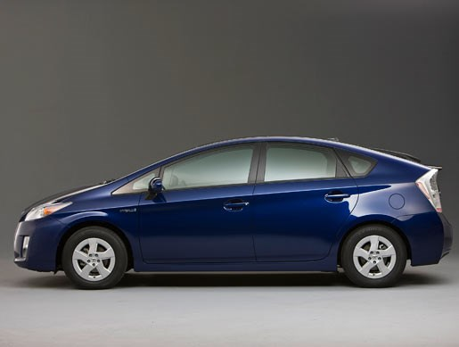 GALLERY - Toyota Prius at Detroit 2009 - Image 4
