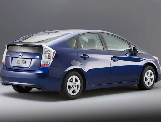 GALLERY - Toyota Prius at Detroit 2009 - Image 5