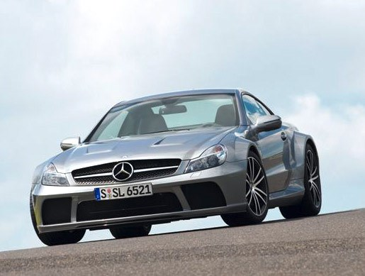 Merc SL65 Black Series - Image 1