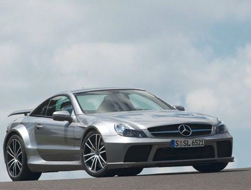 Merc SL65 Black Series - Image 2