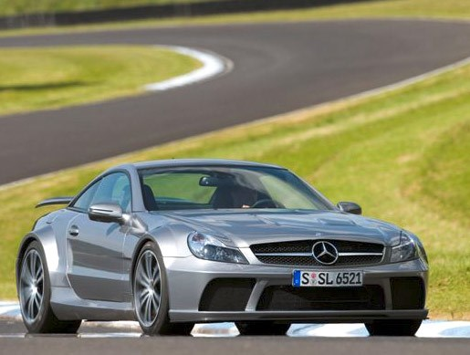 Merc SL65 Black Series - Image 4
