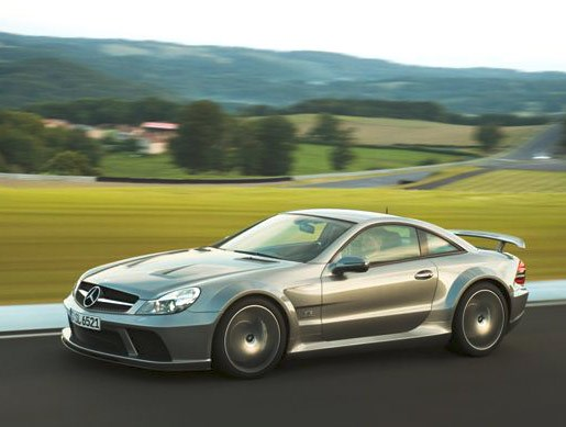 Merc SL65 Black Series - Image 5