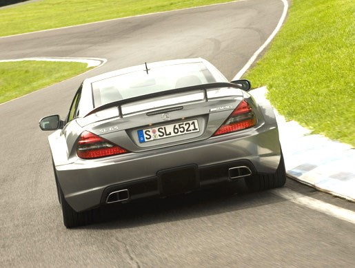 Merc SL65 Black Series - Image 10