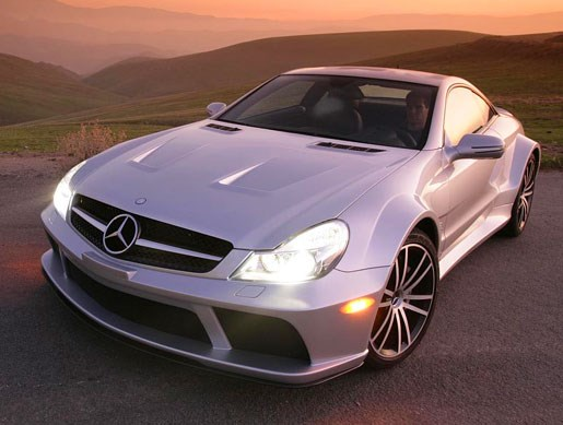 Merc SL65 Black Series - Image 13
