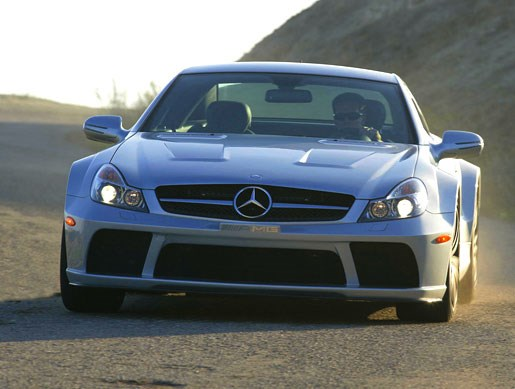 Merc SL65 Black Series - Image 14