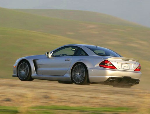Merc SL65 Black Series - Image 15