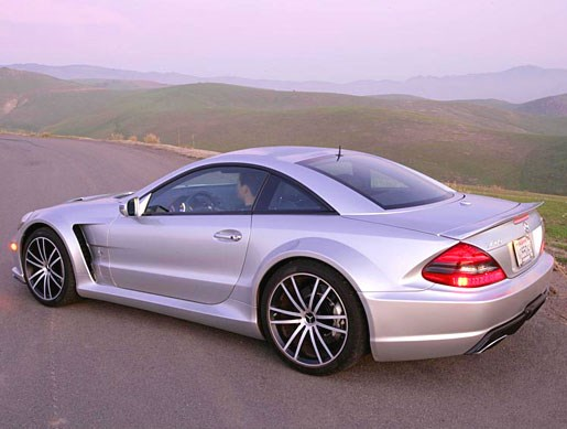 Merc SL65 Black Series - Image 24