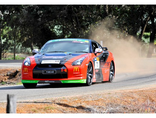 2008 Targa West Tarmac Rally  - Image 1
