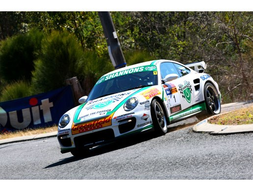 2008 Targa West Tarmac Rally  - Image 2