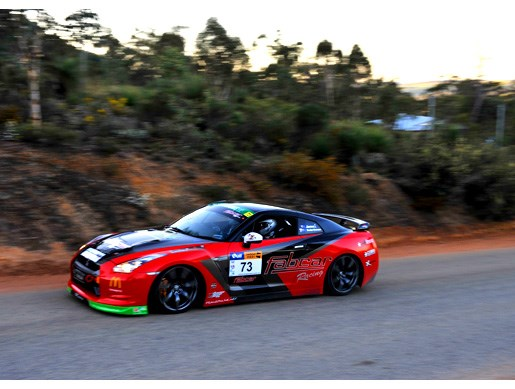 2008 Targa West Tarmac Rally  - Image 6