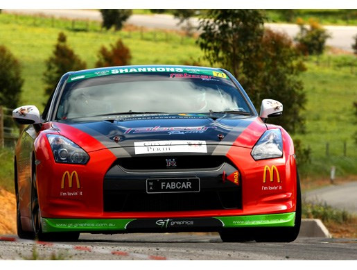 2008 Targa West Tarmac Rally  - Image 7