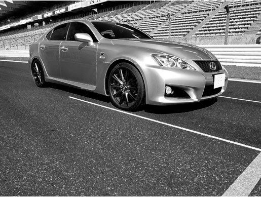 Lexus IS F - Image 4