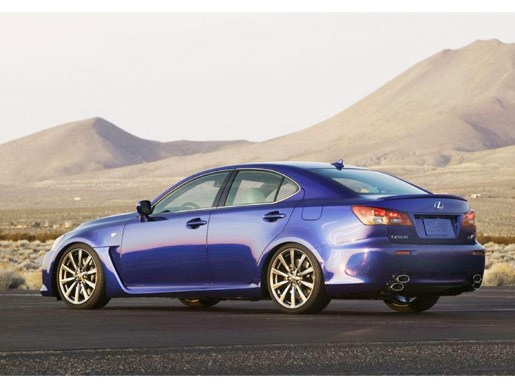 Lexus IS F - Image 9