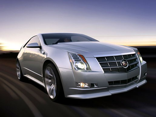 Cadillac CTS Coupe - Image 1