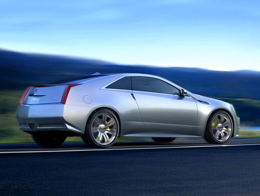Cadillac CTS Coupe - Image 2