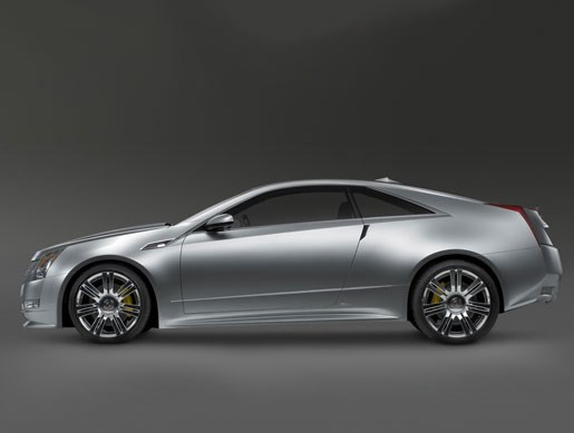 Cadillac CTS Coupe - Image 3