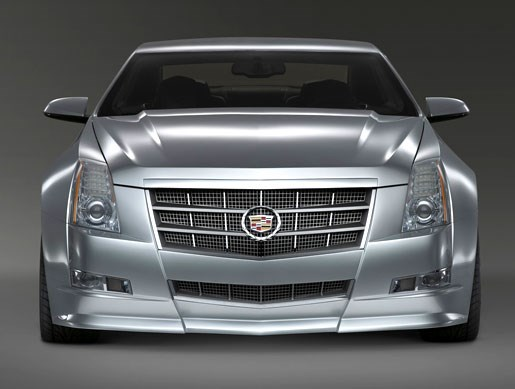 Cadillac CTS Coupe - Image 4