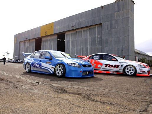 V8 Supercar aero test - Image 6