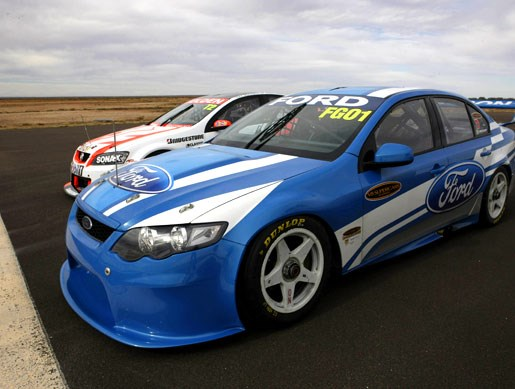 V8 Supercar aero test - Image 7
