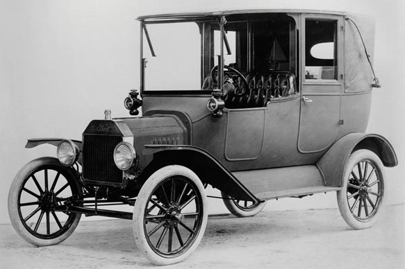 1908 Ford Model T