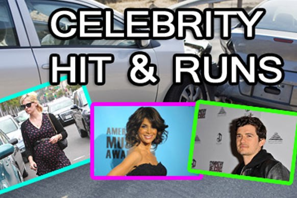 Celebrity Hit and Runs
