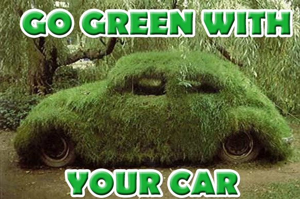 Environmentally Friendly Cars