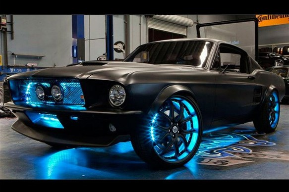 Microsoft meets 2012 Ford Mustang with Project Detroit