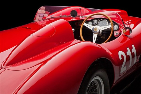 What is the Ferrari 625 TRC's history?