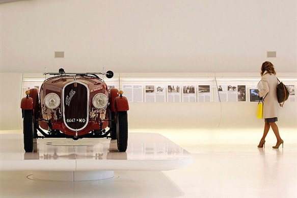 What will be on show in the Museo Casa Enzo Ferrari?
