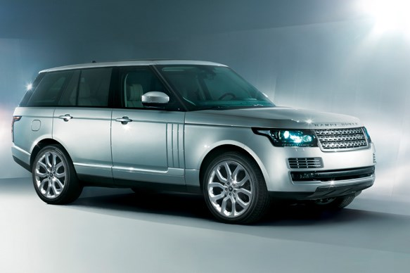 All-new Range Rover