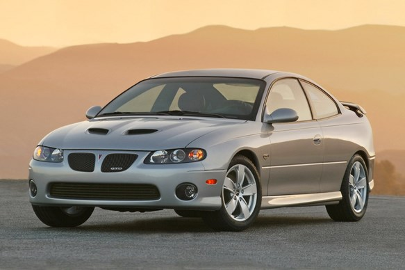 Pontiac GTO (Latest Generation)