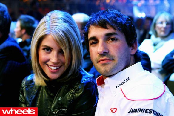 Timo Glock - Isabell Reis