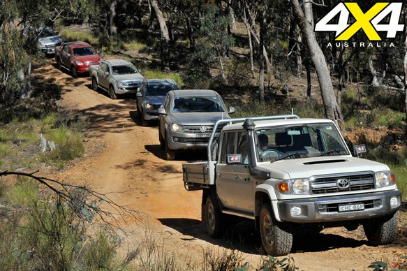 The <i>4x4 Australia</i> Ute of the Year