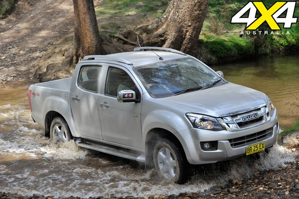 5th - ISUZU D-MAX