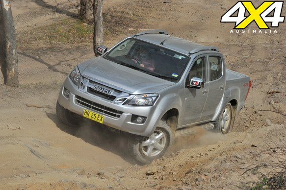 ISUZU D-MAX<br>Value for money: 6.7/10