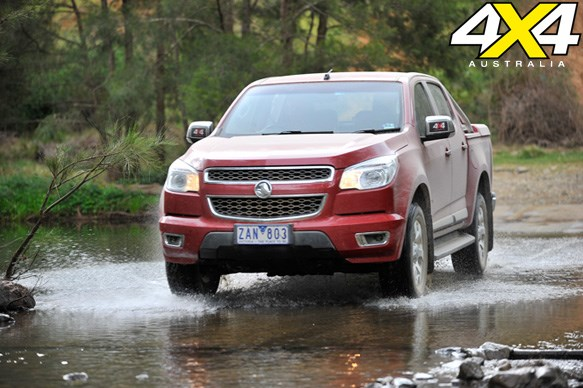 4th - HOLDEN COLORADO LTZ