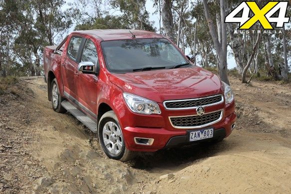 HOLDEN COLORADO LTZ<br>Value for money: 6.7/10