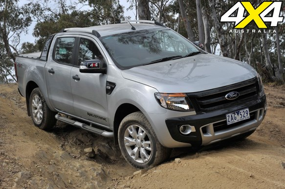 3rd - FORD RANGER WILDTRAK