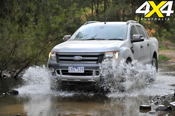 FORD RANGER WILDTRAK | Value for money: 6.2/10