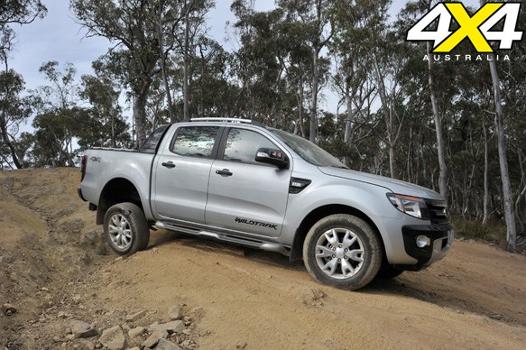 FORD RANGER WILDTRAK | Breaking new ground: 6.5/10