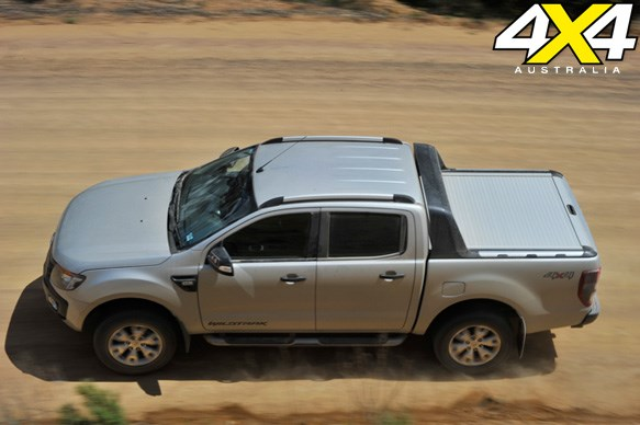 FORD RANGER WILDTRAK | Built tough: 6.7