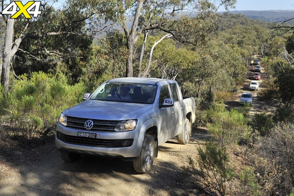 VW AMAROK TRENDLINE | Value for money: 7.7/10