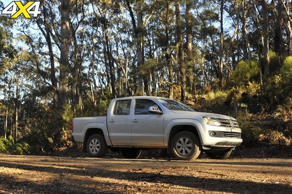 VW AMAROK TRENDLINE | Breaking new ground: 8/10
