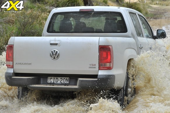 VW AMAROK TRENDLINE | Built tough: 6.7