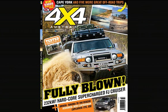 Subscribe to <i>4x4 Australia</i>