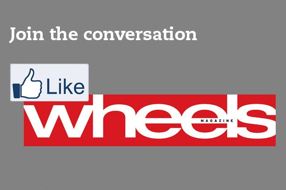 Join Wheels on Facebook