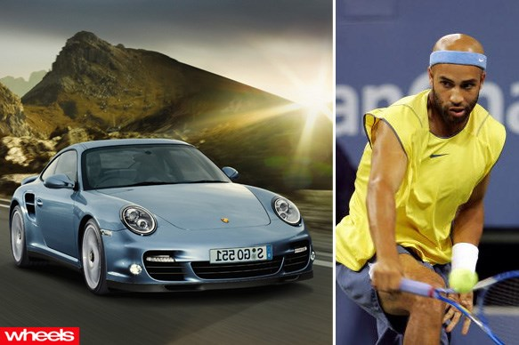 James Blake - Porsche 911 Turbo