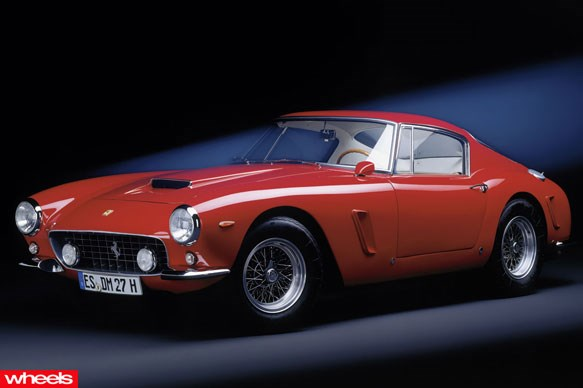 1960 250 GT Berlinetta Competizione $8.1 million