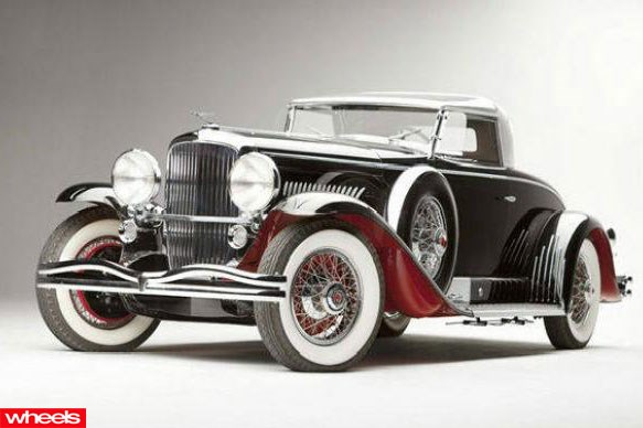 1931 Duesenberg Model J $10.3 million