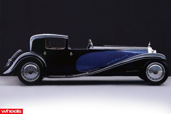 1931 Bugatti Royale Kellner Coupe $9.8 million